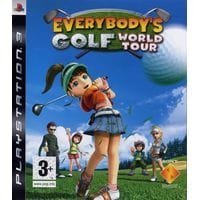 Игра Everybody's Golf: World Tour (PS3) б/у (eng)