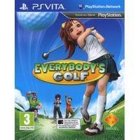 Игра Everybody's Golf (PS Vita)