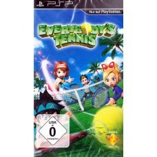 Игра Everybody's Tennis (PSP) (rus)