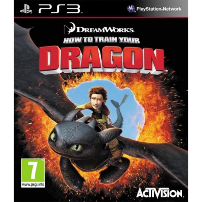 Игра How to Train Your Dragon (Как приручить дракона) (PS3) (eng) б/у