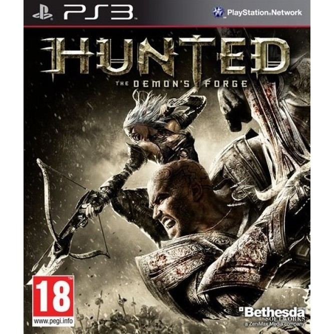 Игра Hunted: The Demon's Forge (PS3) б/у