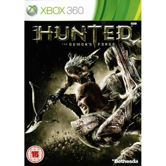 Игра Hunted: The Demon's Forge (Xbox 360) б/у