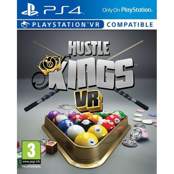 Игра Hustle Kings (поддержка PS VR) (PS4) б/у (rus sub)