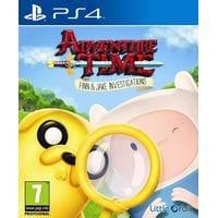 Игра Adventure Time: Финн и Джейк ведут следствие (PS4) б/у