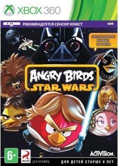 Игра Angry Birds Star Wars (Xbox 360)