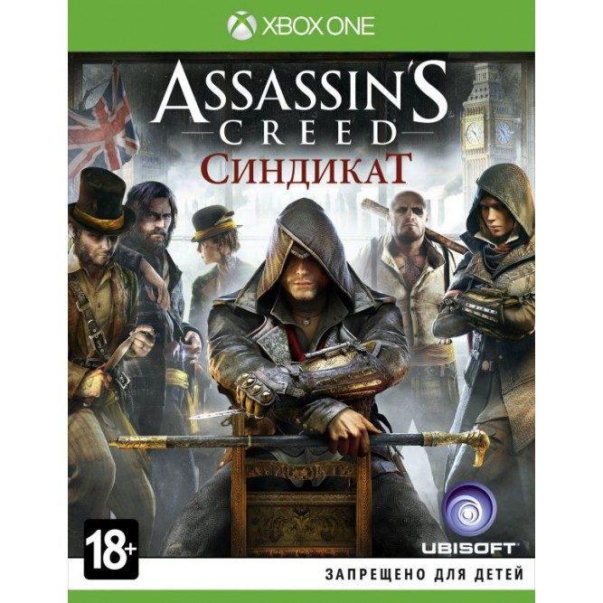 Игра Assassin's Creed: Syndicate Специальное издание [AC:Синдикат] (Xbox One) (rus)