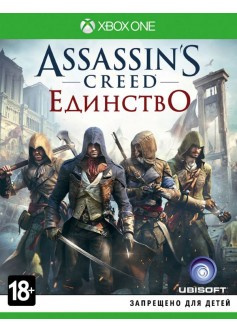 Игра Assassin's Creed: Unity (Xbox One) (rus)