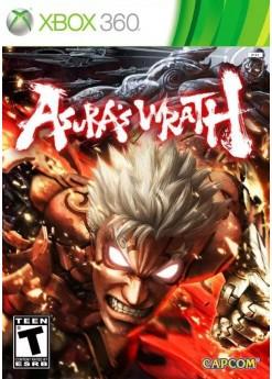 Игра Asura's Wrath (Xbox 360) б/у