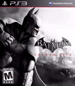 Игра Batman: Arkham City (PS3) б/у