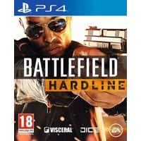 Игра Battlefield Hardline б/у (PS4) (rus)