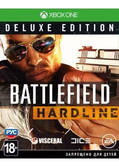 Игра Battlefield Hardline Deluxe Edition (Xbox One)