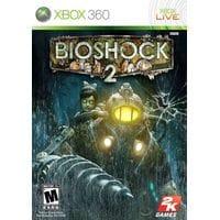 Игра BioShock 2 (Xbox 360) б/у