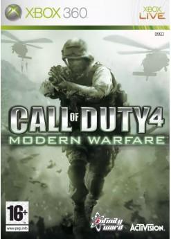 Игра Call of Duty 4: Modern Warfare (Xbox 360) б/у