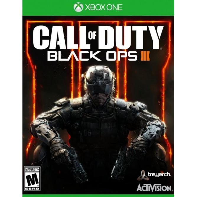 Игра Call of Duty: Black Ops III (Xbox One) (б/у)