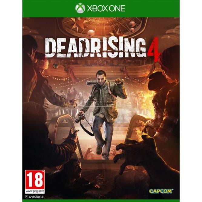 Игра Dead Rising 4 (Xbox One)