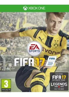 Игра FIFA 17 (Xbox One) (rus)