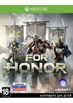 Игра For Honor (Xbox One) (rus) б/у