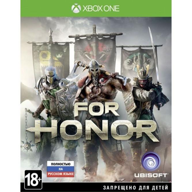 Игра For Honor (Xbox One) (rus) б/у