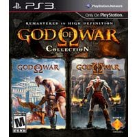 Игра God of War Collection (PS3) б/у (eng)