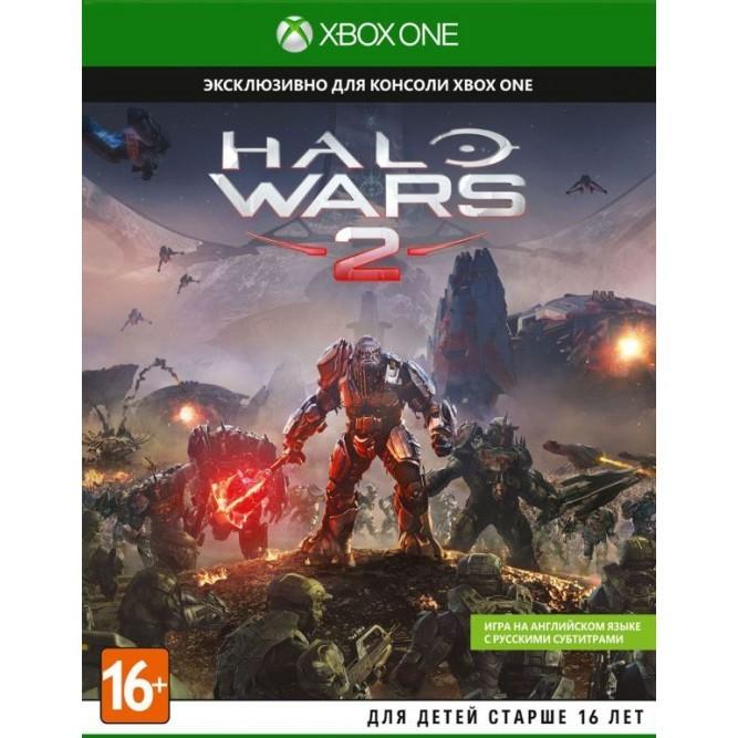 Игра Halo Wars 2 (Xbox One) б/у
