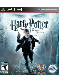 Игра Harry Potter El Doni della Morte Parte 1 (PS3) б/у