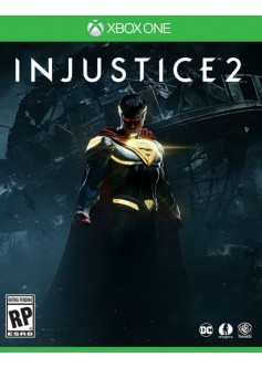 Игра Injustice 2 (Xbox One) (rus sub)