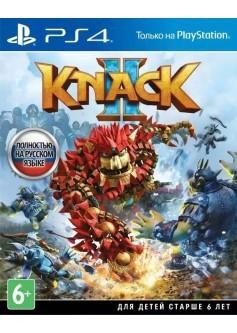 Игра Knack 2 (PS4) (rus)