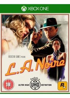 Игра L.A. Noire (Xbox One) б/у (rus sub)