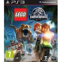 Игра LEGO Jurassic World [LEGO Мир Юрского периода] (PS3) (eng)