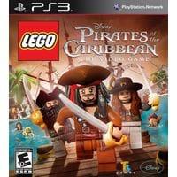 Игра LEGO: Пираты Карибского моря (PS3) б/у (rus)