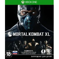 Игра Mortal Kombat XL (Xbox One) б/у rus sub