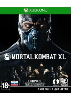Игра Mortal Kombat XL (Xbox One) б/у rus sub
