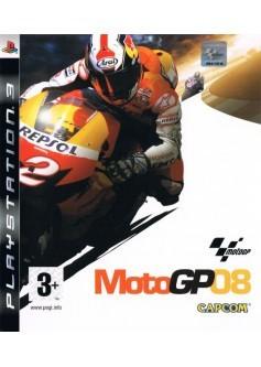 Игра MotoGP 08 (PS3) б/у
