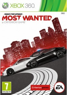 Игра Need For Speed: Most Wanted (Xbox 360) б/у (rus)