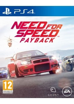 Игра Need for Speed: Payback (PS4) б/у rus