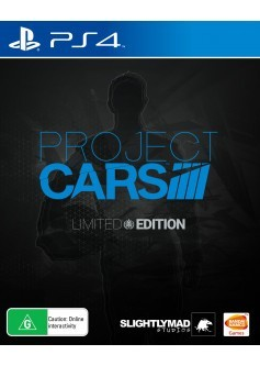 Игра Project CARS Limited Edition (PS4), б/у
