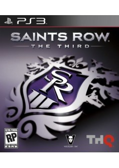 Игра Saints Row: The Third (PS3) б/у