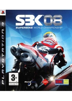 Игра SBK 08 Superbike World Championship (PS3) (eng, б/у)