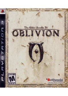 Игра The Elder Scrolls IV: Oblivion (PS3) б/у