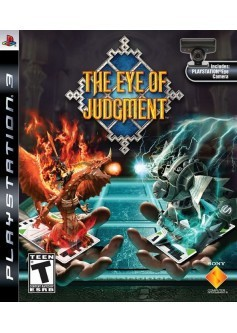 Игра The Eye of Judgment (PS3), б/у