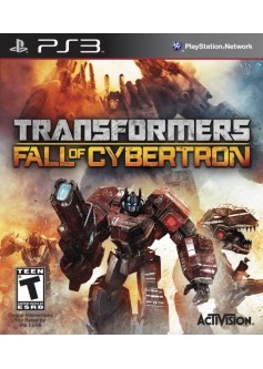 Игра Transformers: Fall of Cybertron (PS3) б/у