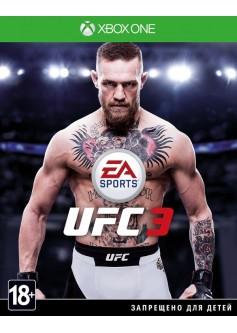 Игра UFC 3 (Xbox One) б/у