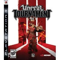 Игра Unreal Tournament 3 (PS3) б/у