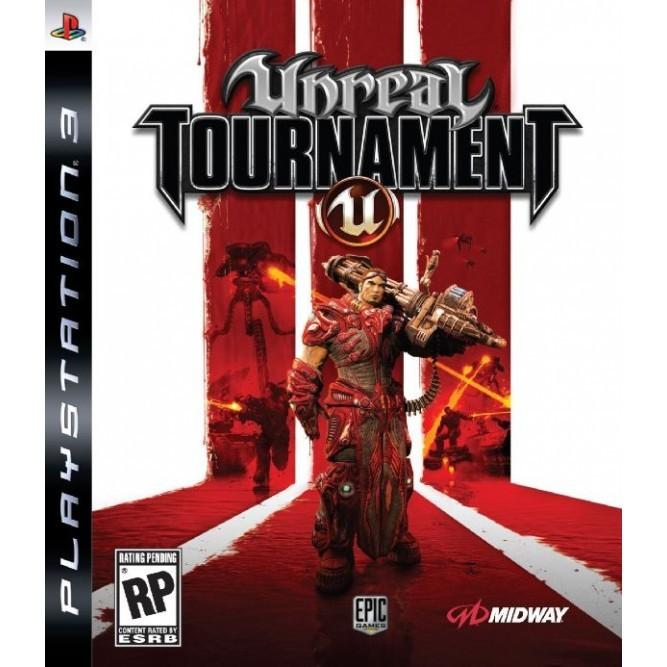Игра Unreal Tournament 3 (PS3) б/у