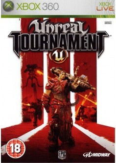 Игра Unreal Tournament 3 (Xbox 360) б/у