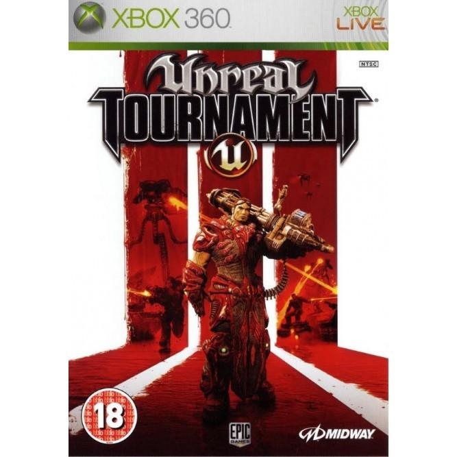 Игра Unreal Tournament 3 (Xbox 360) б/у