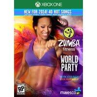 Игра Zumba Fitness World Party (Xbox One) б/у (en)