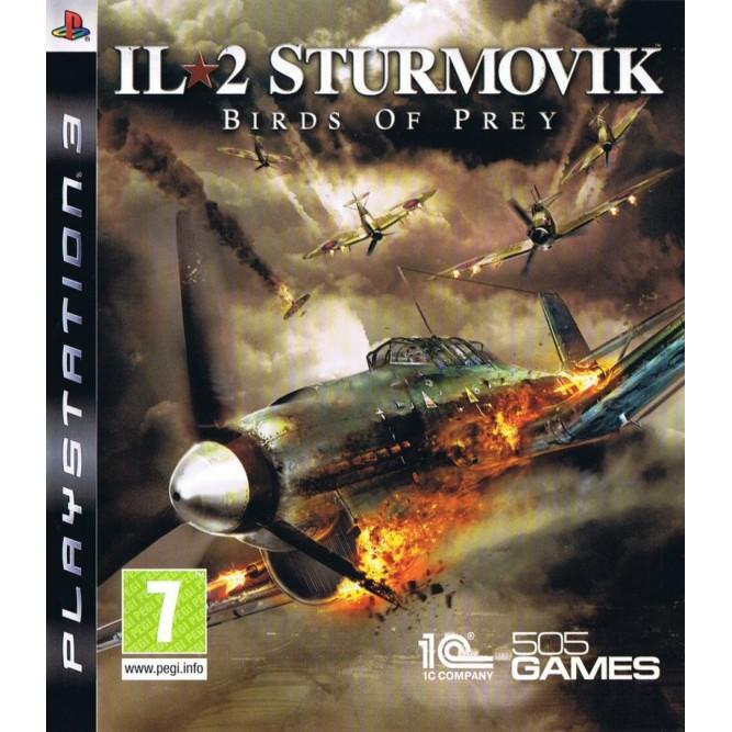 Игра IL-2 Sturmovik: Birds of Prey (PS3) б/у (eng)