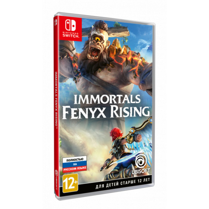 Игра Immortals: Fenyx Rising (Nintendo Switch) (rus)