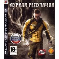 Игра Дурная репутация (Infamous) (PS3) б/у (rus)